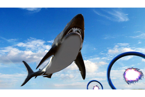 Future World Flying Shark - Android Apps on Google Play