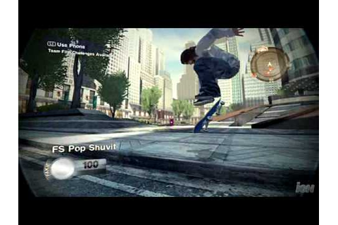 Skate vs. Skate 2 - YouTube