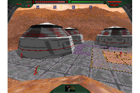 Download Terra Nova: Strike Force Centauri | DOS Games Archive