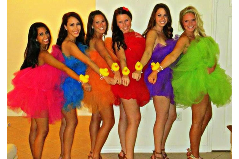 24 Cheap and Easy DIY Group Costumes for Halloween ...