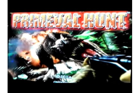 Primeval hunt - (Arcade) - YouTube
