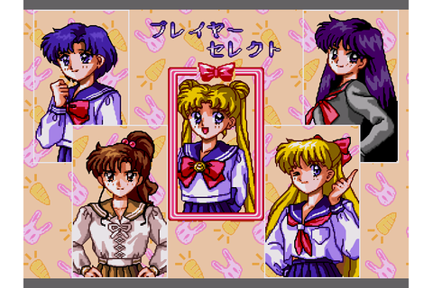 Sailor Moon Download Game | GameFabrique