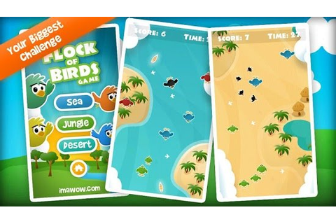 Flock of Birds Game » Apk Thing - Android Apps Free Download