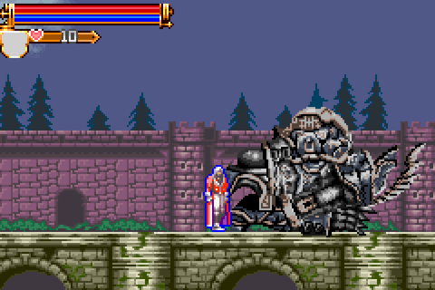 Castlevania: Harmony of Dissonance Download Game ...