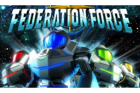 Metroid Prime: Federation Force (3DS) - The Game Hoard