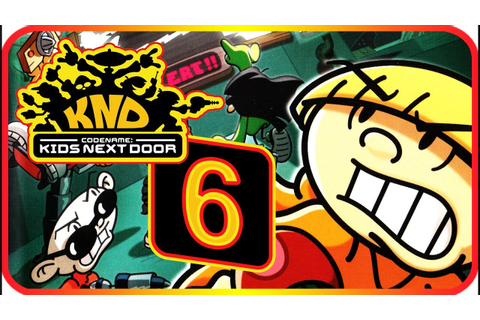 Codename: Kids Next Door: Operation V.I.D.E.O.G.A.M.E ...