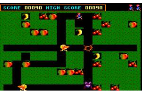 Game Classification : Fruity Frank (1984)