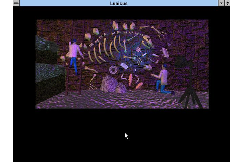 Lunicus Download (1994 Action adventure Game)