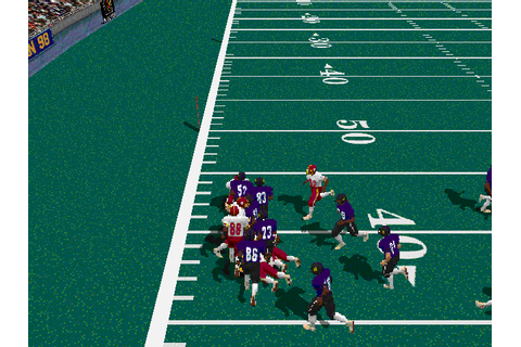 Download Madden NFL 98 (Windows) - My Abandonware