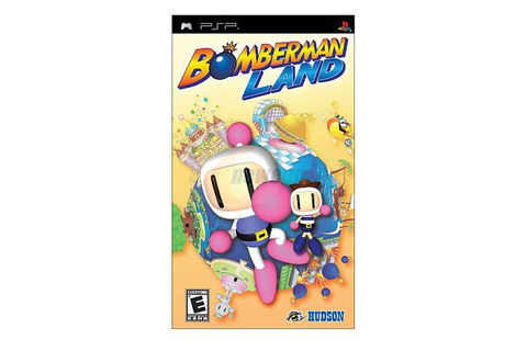 Bomberman Land PSP Game KONAMI - Newegg.com