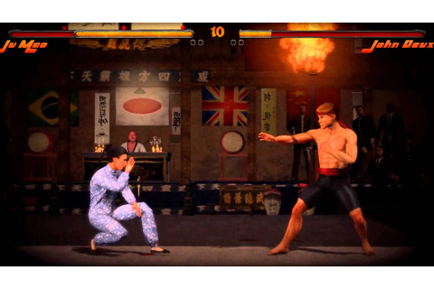 KINGS OF KUNG FU [PC 1080p 60fps] Stylish Fighting Game ...
