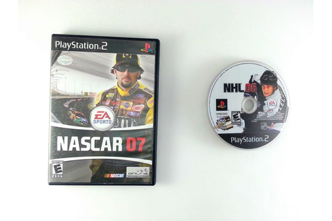 NASCAR 07 game for Playstation 2 | The Game Guy
