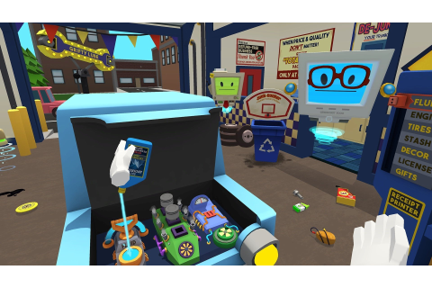 Job Simulator PlayStation VR Review | Console Obsession
