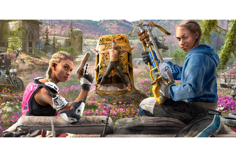 Far Cry: New Dawn Trailer, Release Date, and Screenshots