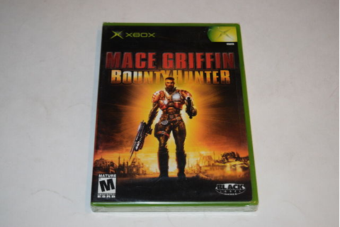 Mace Griffin Bounty Hunter Microsoft Xbox Video Game New ...