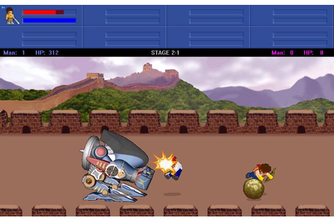Download Game Little Fighter MOD [all version] ~ Neo Zoid™