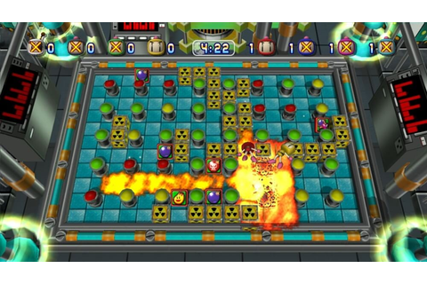Bomberman Live: Battlefest Leaves Game Pass on June 14th