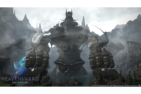 Final Fantasy XIV: Heavensward – Tons of details for game ...
