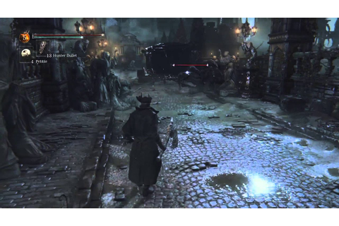 Bloodborne Gameplay PS4 Walkthrough part 1 DEMO - YouTube