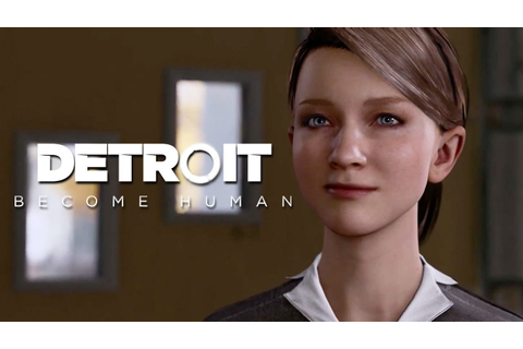 Detroit: Become Human Gameplay Trailer | Paris Games Week ...