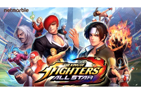 The King of Fighters: All Star | SNK Wiki | FANDOM powered ...