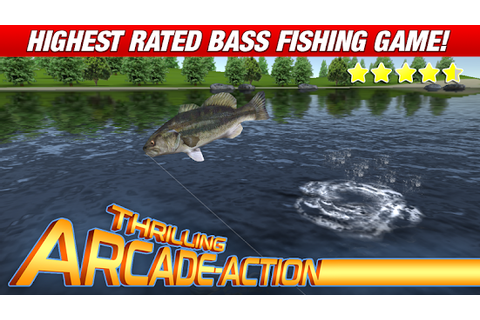 Download Master Bass Angler: Free Fishing Game for PC