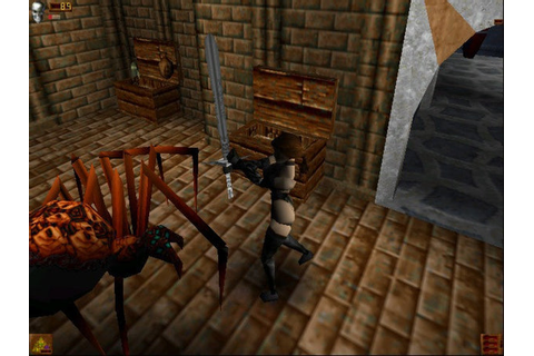 Deathtrap Dungeon (PC) Download | Gamers247