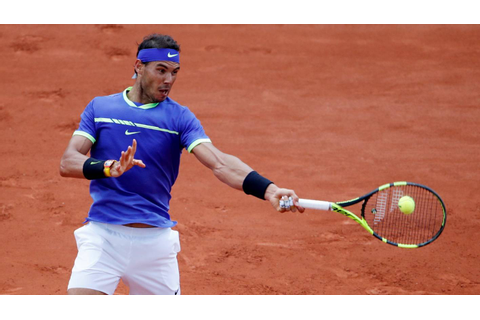 French Open: Rafa Nadal drops one game in third round win ...