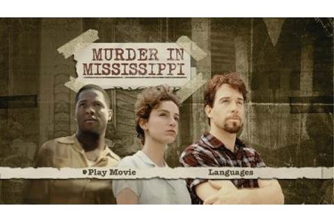Murder in Mississippi Tom Hulce