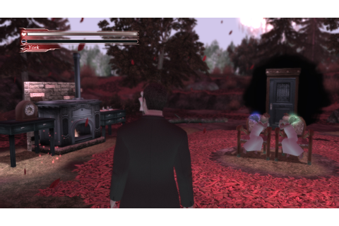 Deadly Premonition DC: Patch 1.01 news - Mod DB