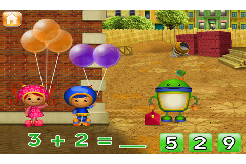 Team Umizoomi Math - Android Apps on Google Play