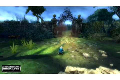 Alice in Wonderland Videogame 2010 Gameplay (PC HD) - YouTube