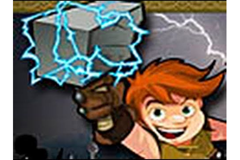 CGR Undertow - YOUNG THOR for PS3 and PSP Video Game ...