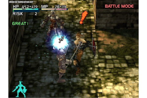 Pretty Cool Games: VAGRANT STORY!