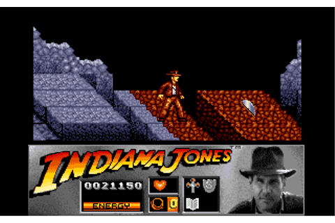 Download Indiana Jones and The Last Crusade: The Action ...