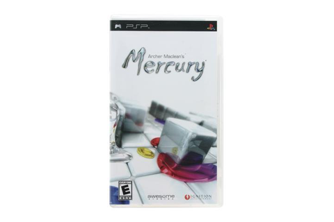 Archer Maclean's Mercury PSP Game Ignition - Newegg.com