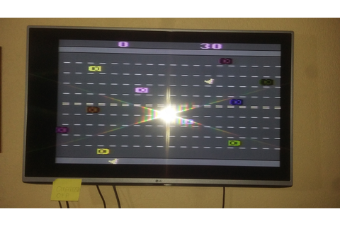 Freeway: Game 1 (Atari 2600 Expert/A) high score by omargeddon