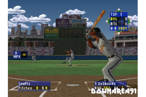 High Heat Baseball 2000 PS1 ISO - Download Game PS1 PSP ...