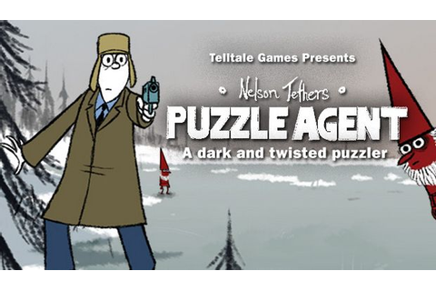 Puzzle Agent Free Download « IGGGAMES