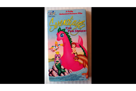 Opening & Closing To Serendipity The Pink Dragon 1990 VHS ...