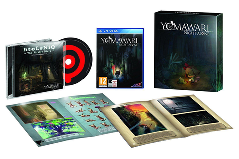 Yomawari Night Alone + htoL NiQ The Firefly Diary Limited ...