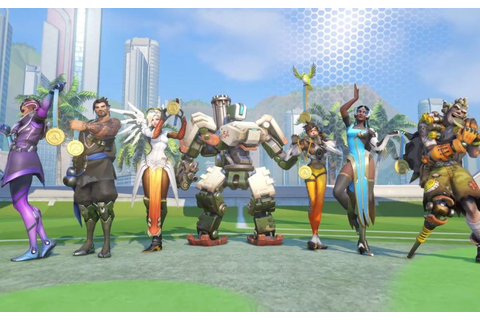 Blizzard Shows Off Summer Games 2018 'Overwatch' Legendary ...
