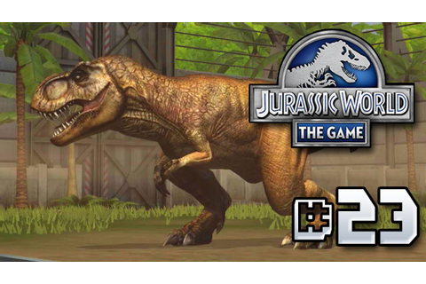 A Formidable Evolution || Jurassic World - The Game - Ep ...