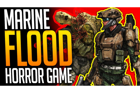 Halo Club - Marine Flood Horror Game!? + Halo Animated ...