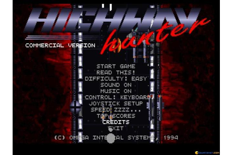 Highway Hunter download PC