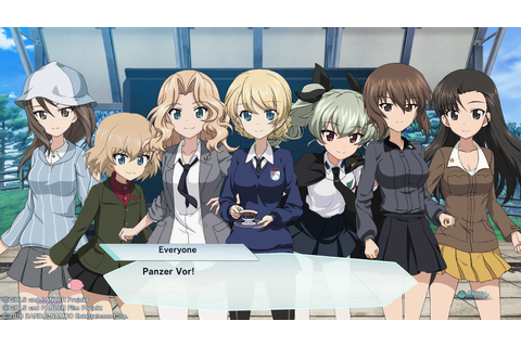 Girls und Panzer: Dream Tank Match | First Impressions ...