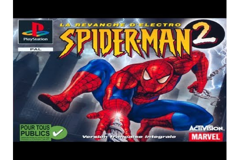SPIDER-MAN 2 La revanche d'Electro (Film-Game Complet Fr ...