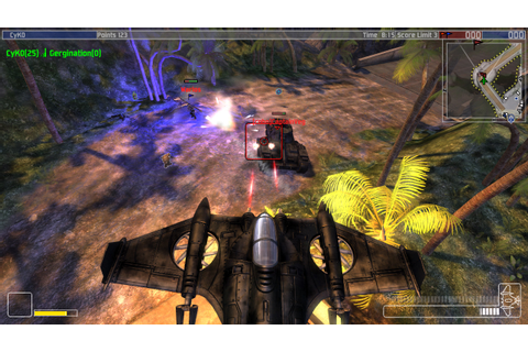 GAMEZONE: WarHawk Game