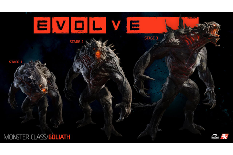 Evolve - Monster Gameplay | Goliath Takes On The Hunters ...