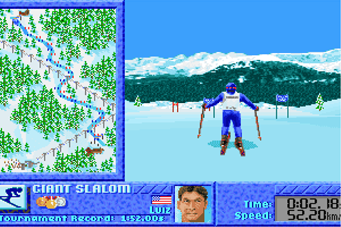Download The Games: Winter Challenge - My Abandonware